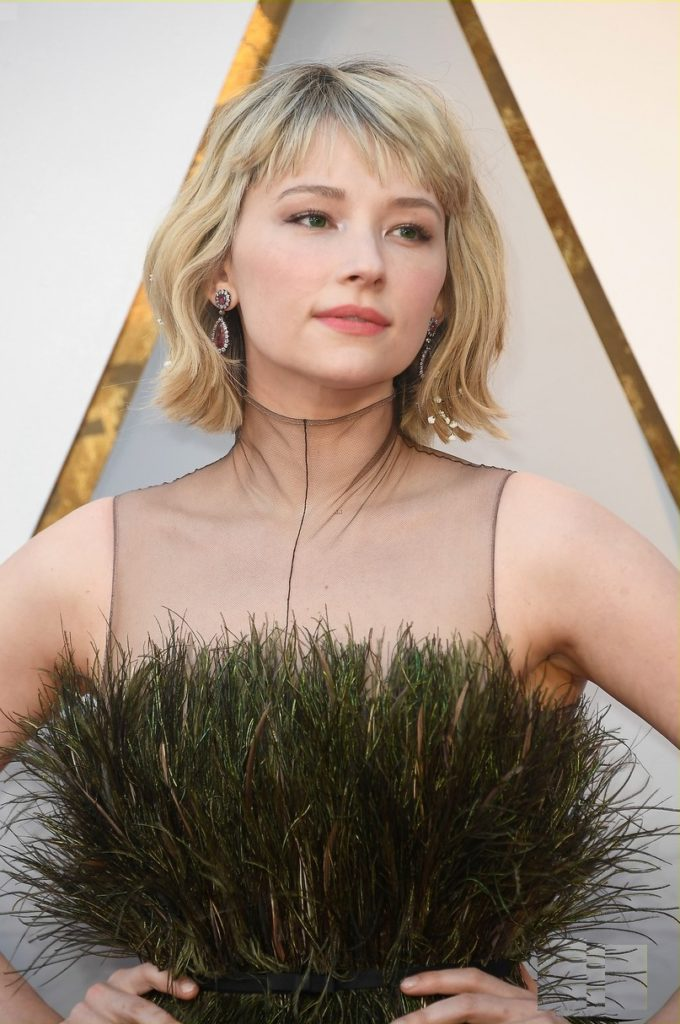 Haley Bennett Workout Pics