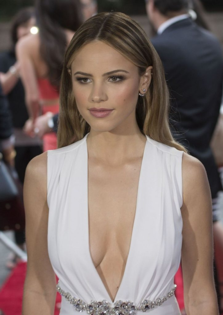 Halston Sage Topless Pictures
