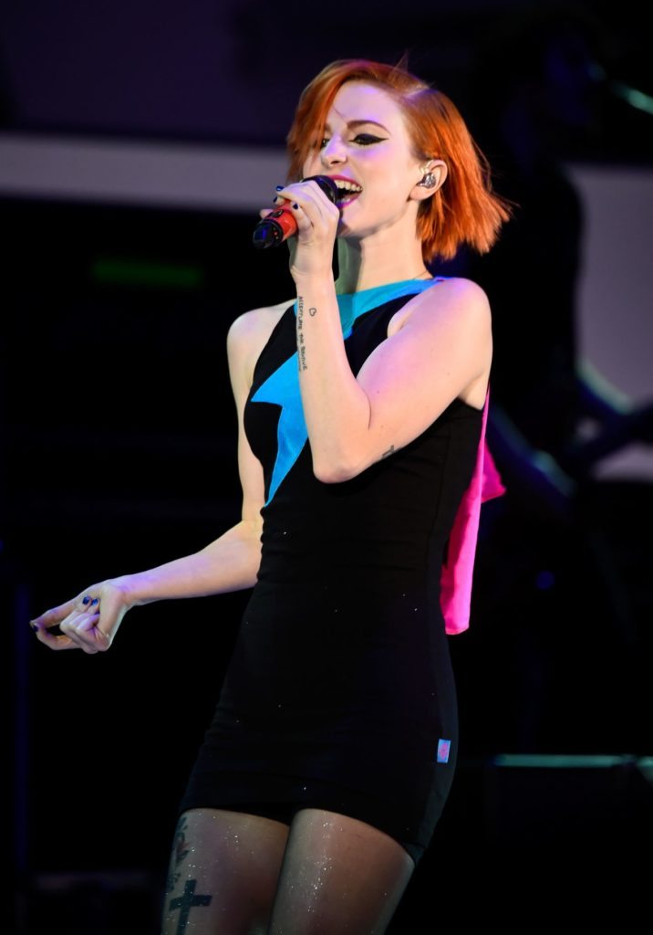 Hayley Williams Thighs Pictures
