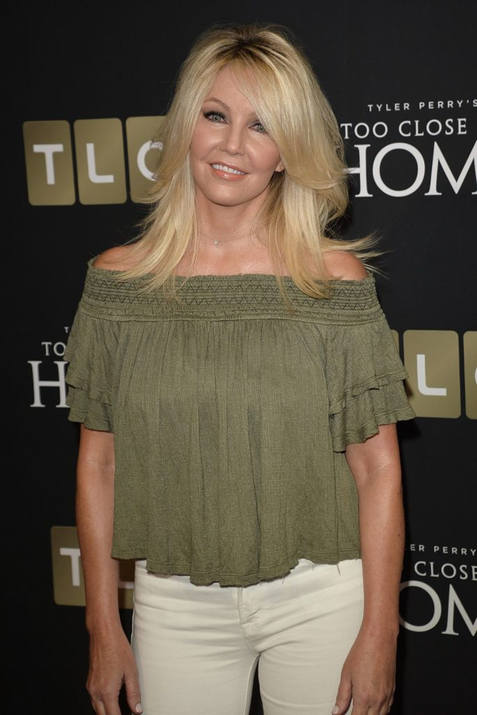 Heather Locklear Hair Style Images