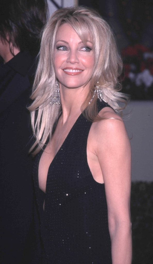 Heather Locklear Oops Moment Pics