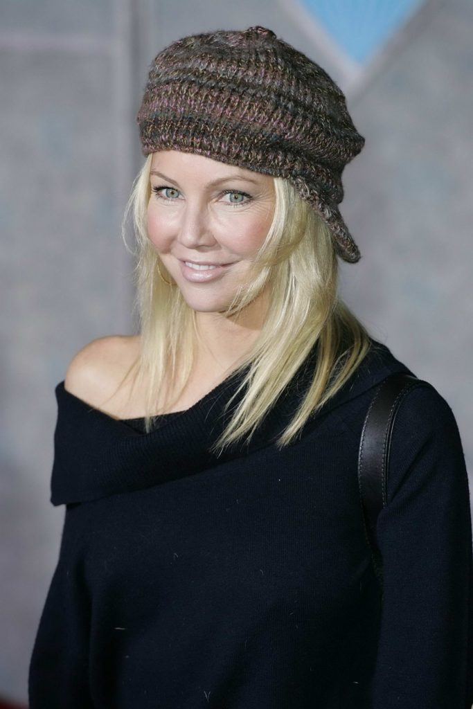 Heather Locklear Topless Pictures