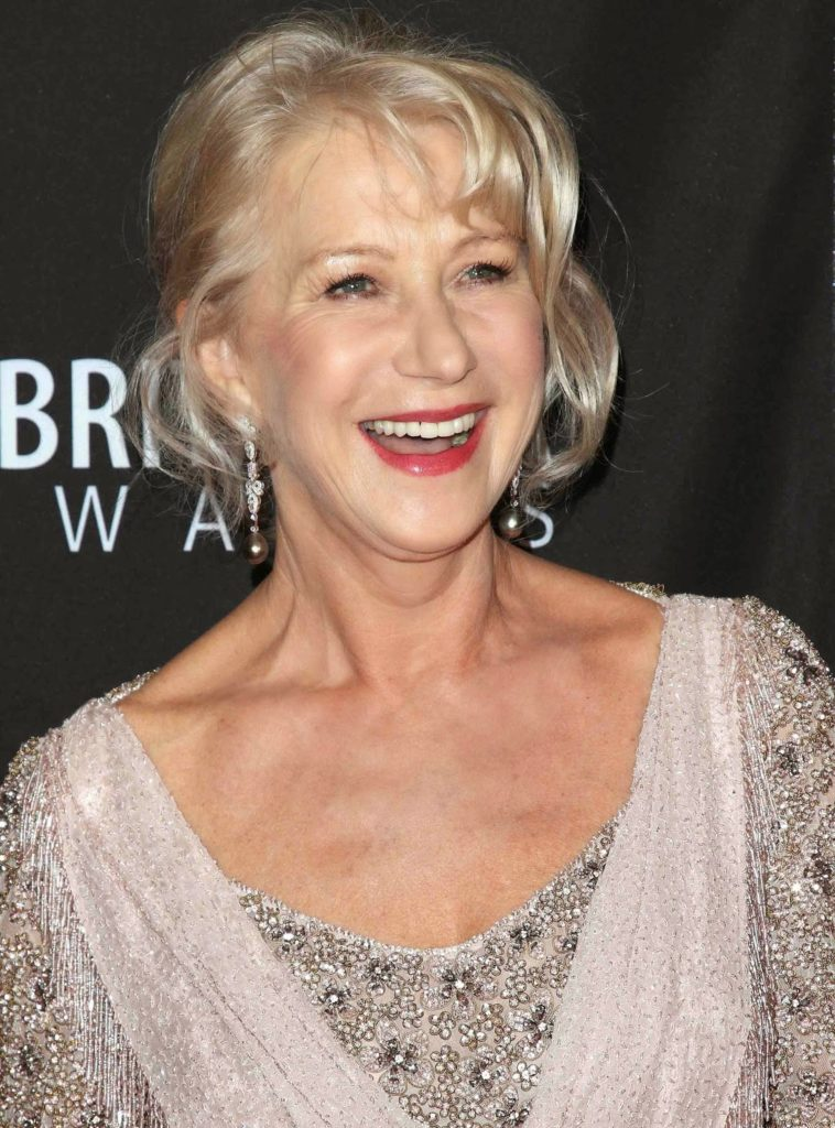 Helen Mirren Boobs Pics