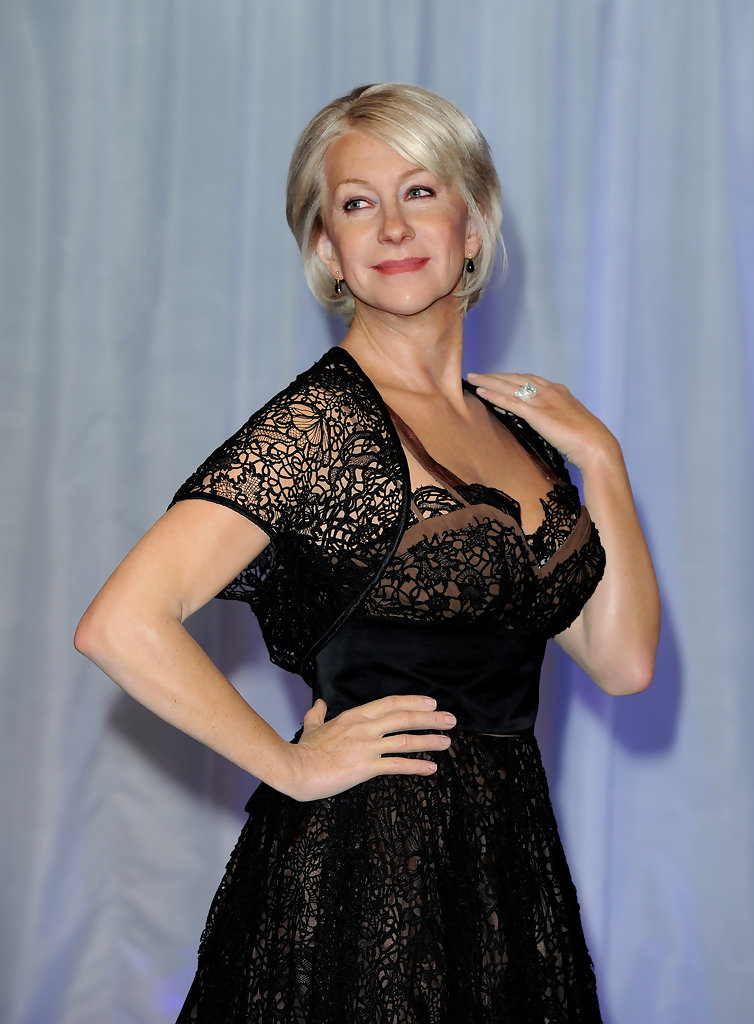 Helen Mirren Leggings Images