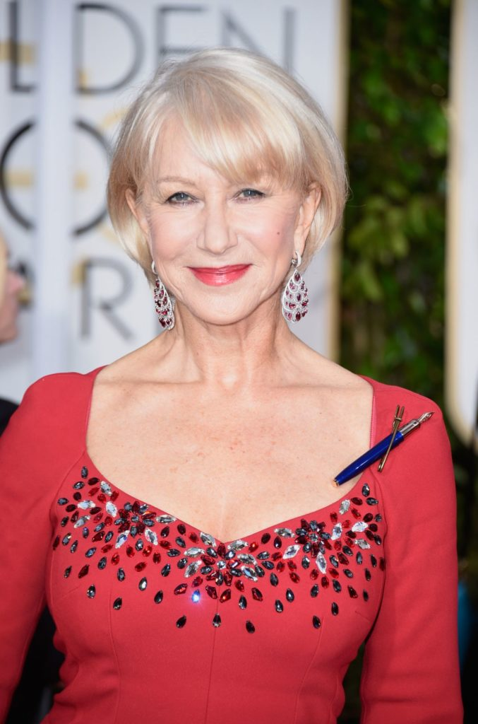 Helen Mirren Lingerie Photos