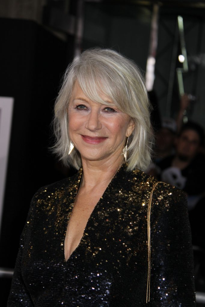 Helen Mirren Makeup Pictures