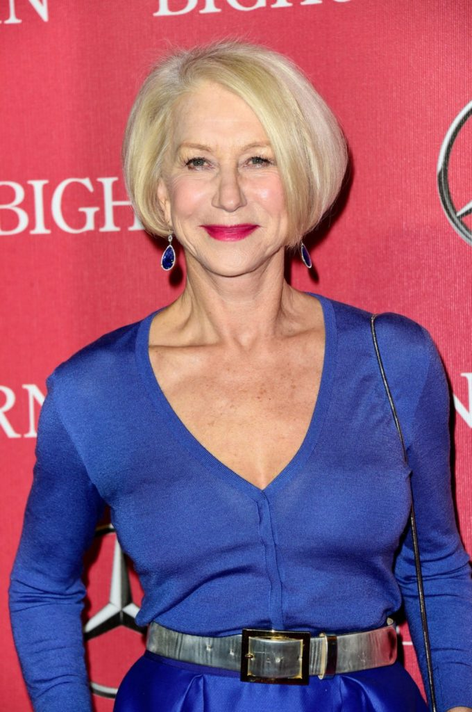 Helen Mirren No Makeup Images