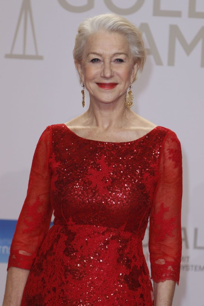 Helen Mirren Smileing Pictures