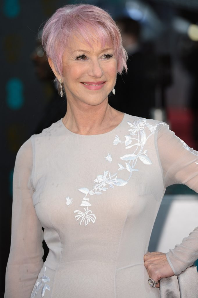 Helen Mirren Tattoos Photos