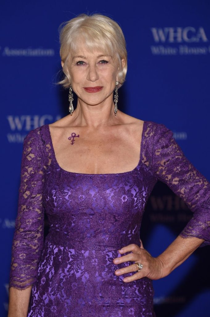 Helen Mirren Topless Pictures