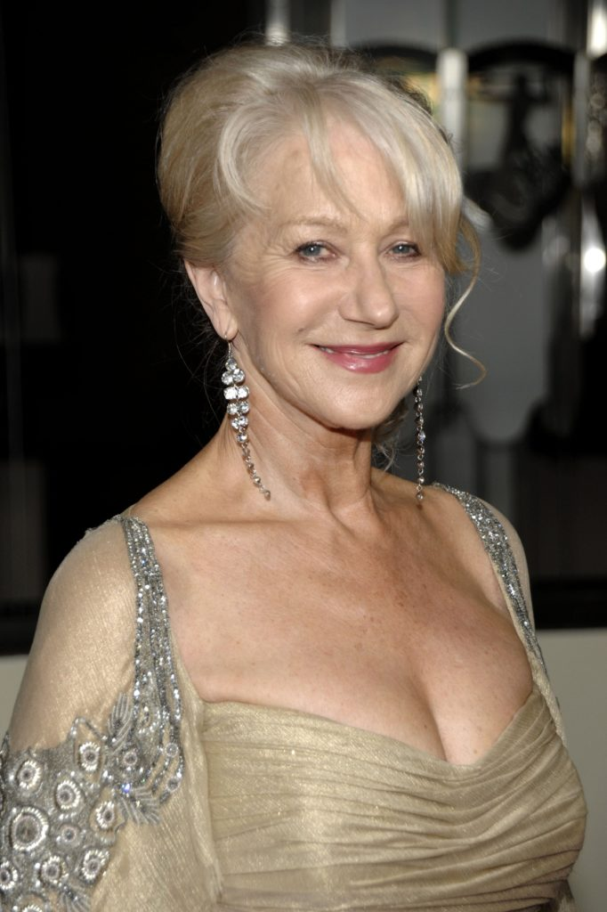 Helen Mirren Yoga Pants Pics