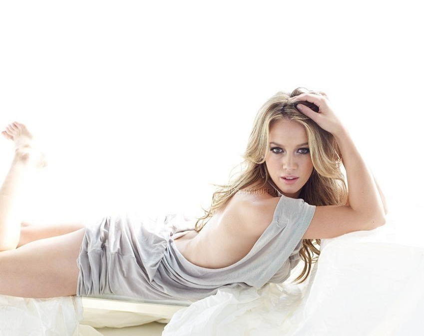 Hilary Duff Bra Panty Pictures