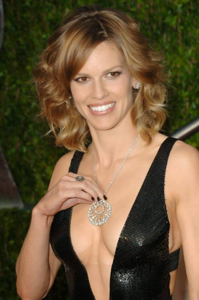 Hilary Swank Boobs Wallpapers