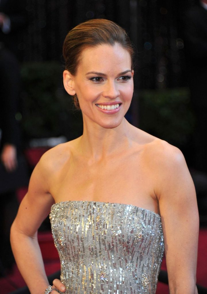 Hilary Swank Muscles Pictures