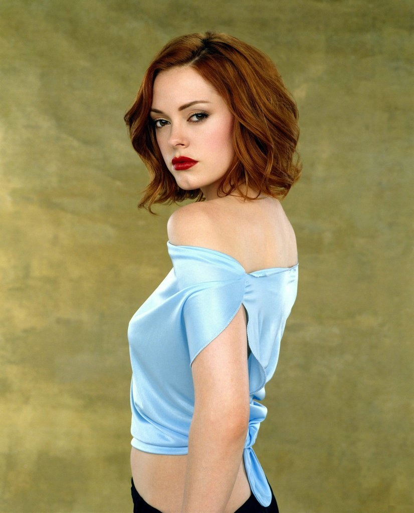 Rose McGowan Body Pictures