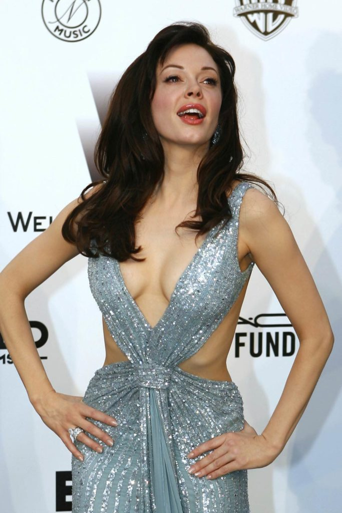 Rose McGowan Oops Moment Pictures