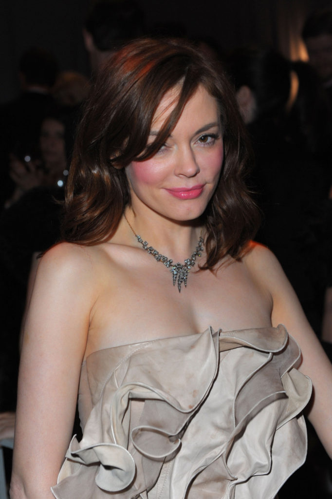 Rose McGowan Without Makeup Pictures