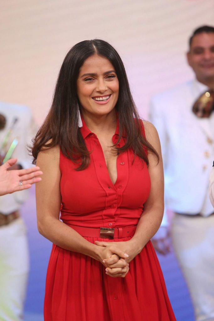 Salma Hayek Hot Pictures