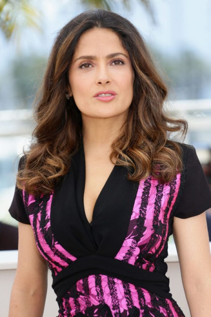 Salma Hayek Makeup Wallpapers