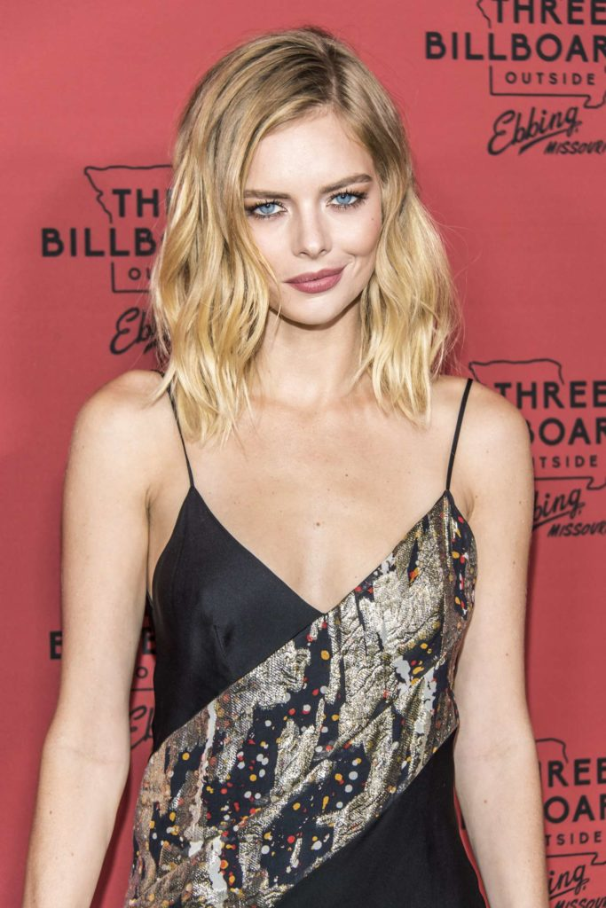 Samara Weaving Braless Photos