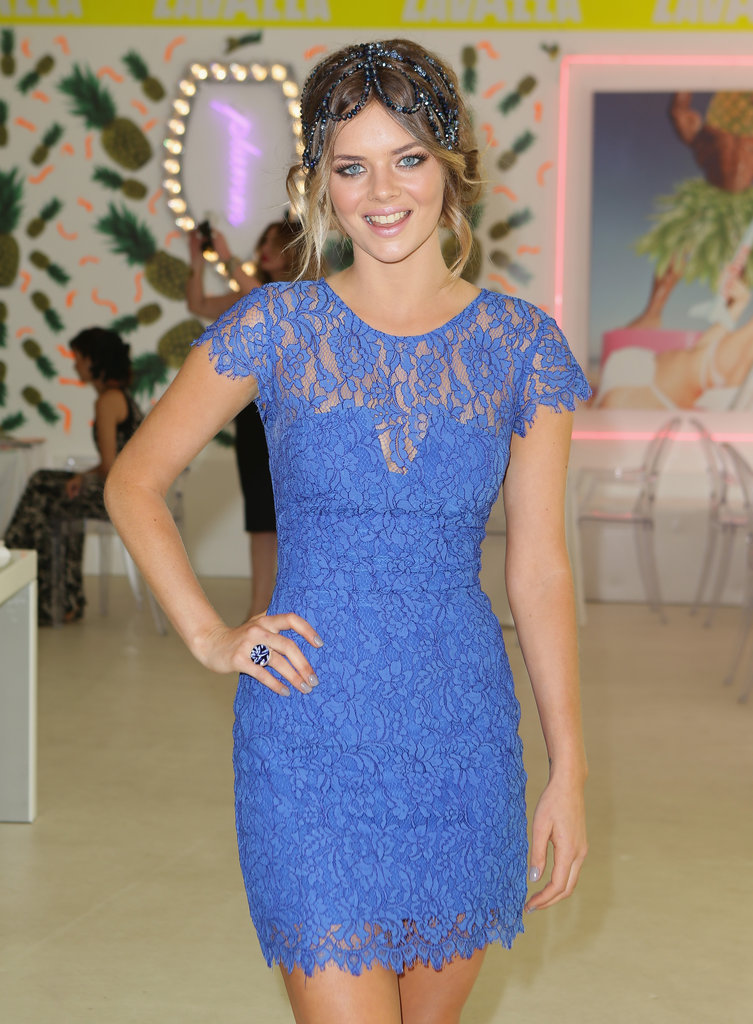 Samara Weaving Lingerie Images