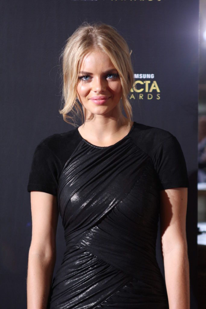 Samara Weaving Oops Moment Pics