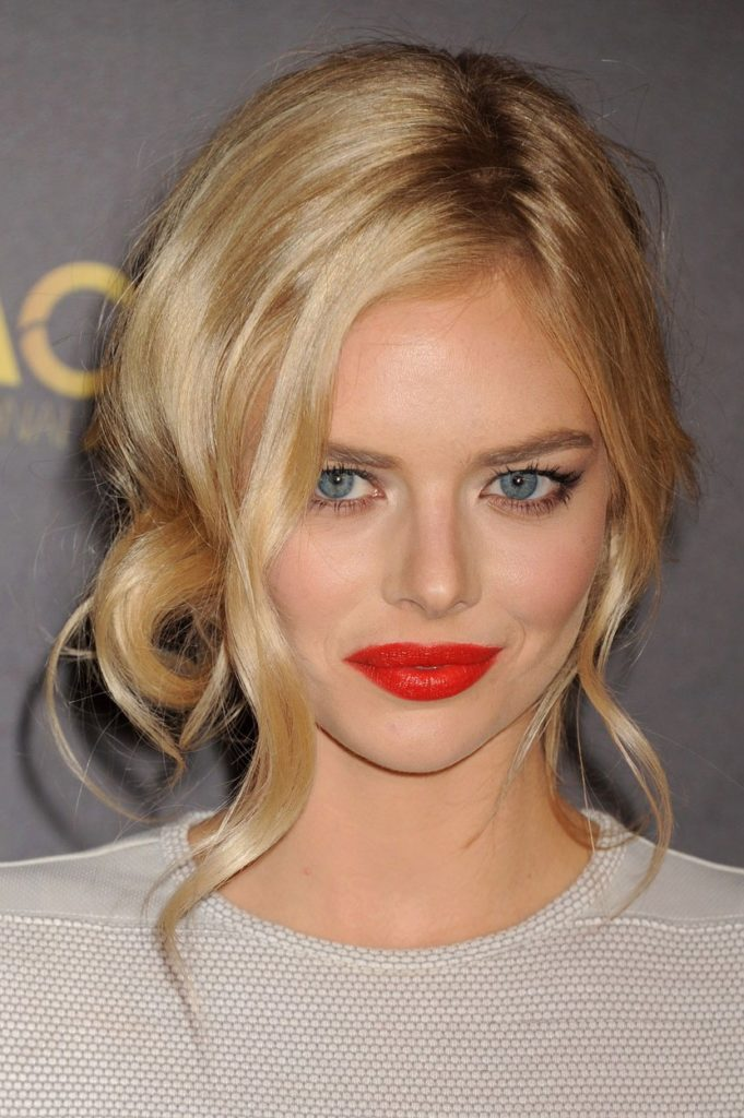 Samara Weaving Without Makeup Pics