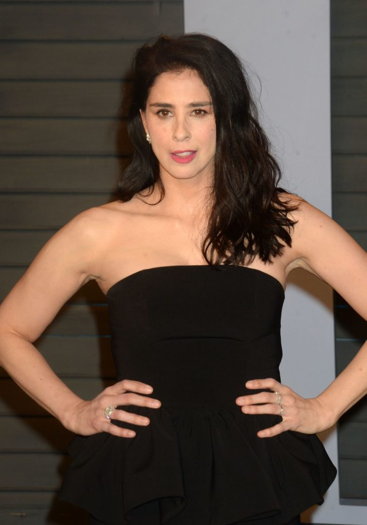 Sarah Silverman Butt Images