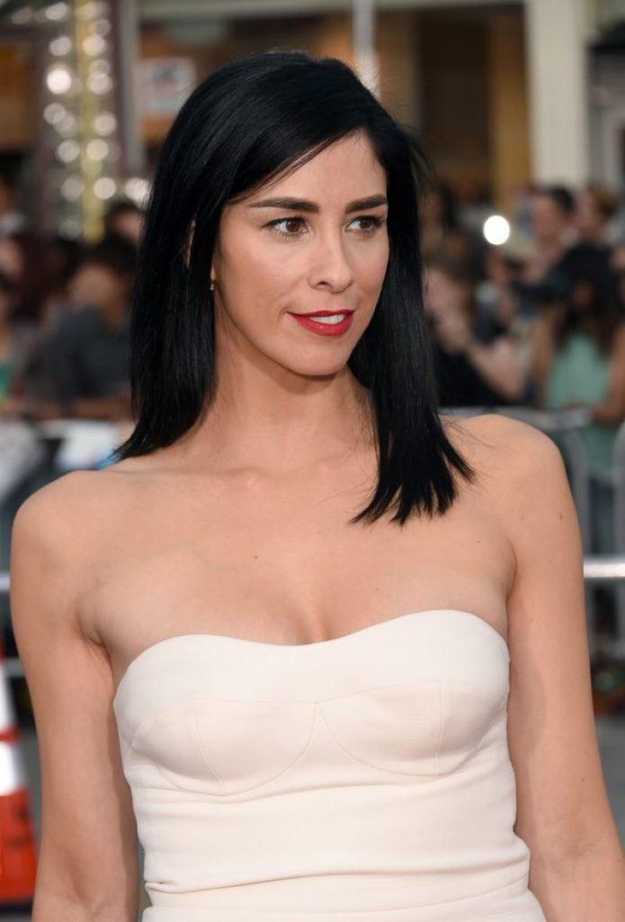 Sarah Silverman Haircut Wallpapers