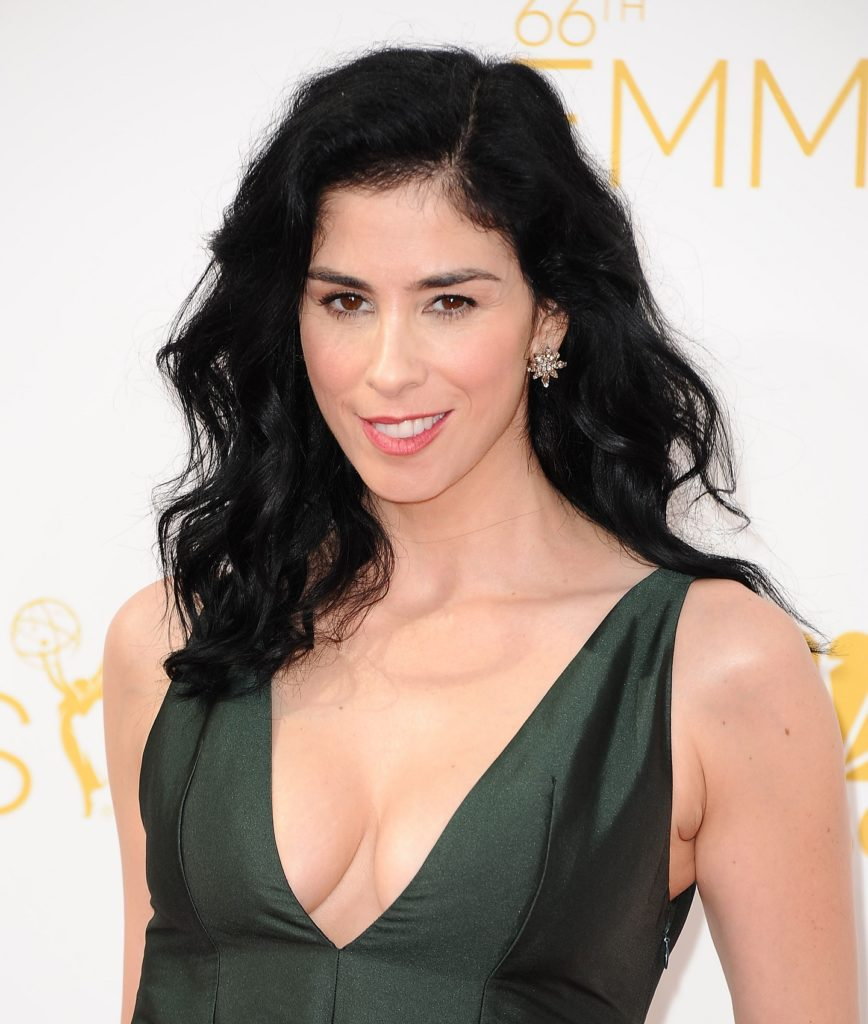 Sarah Silverman Lingerie Wallpapers