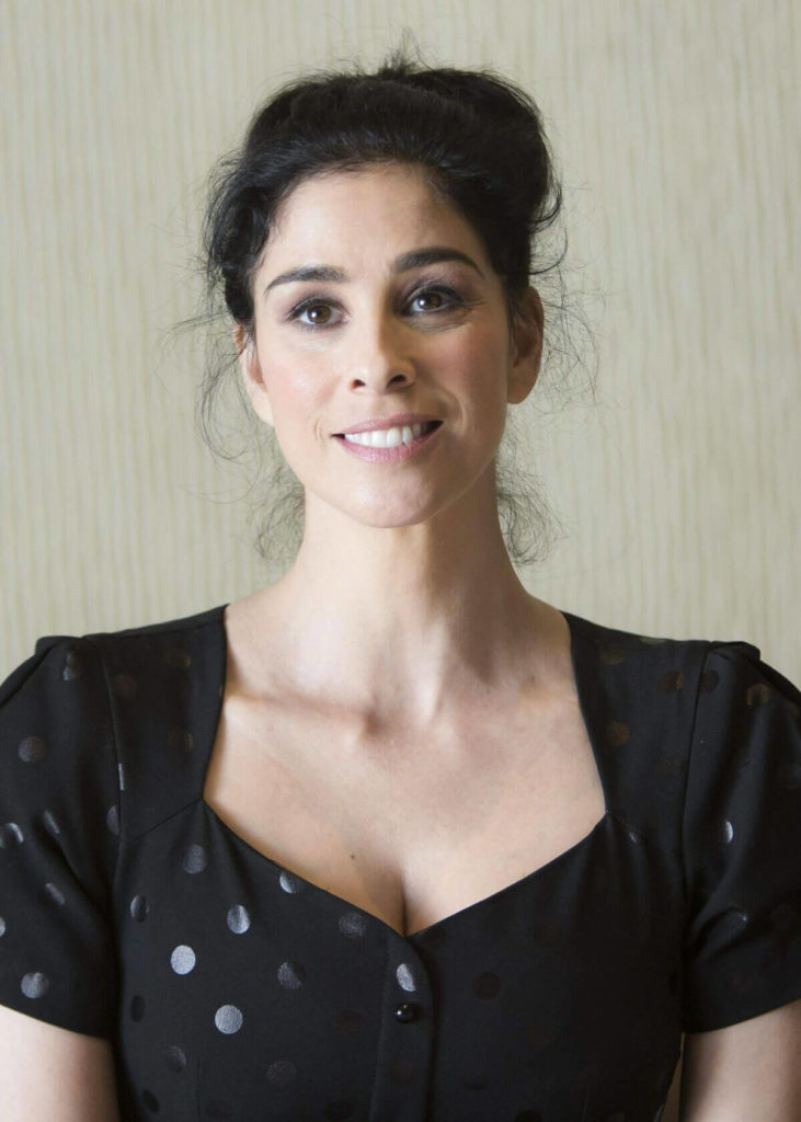 Sarah Silverman No Makeup Pictures