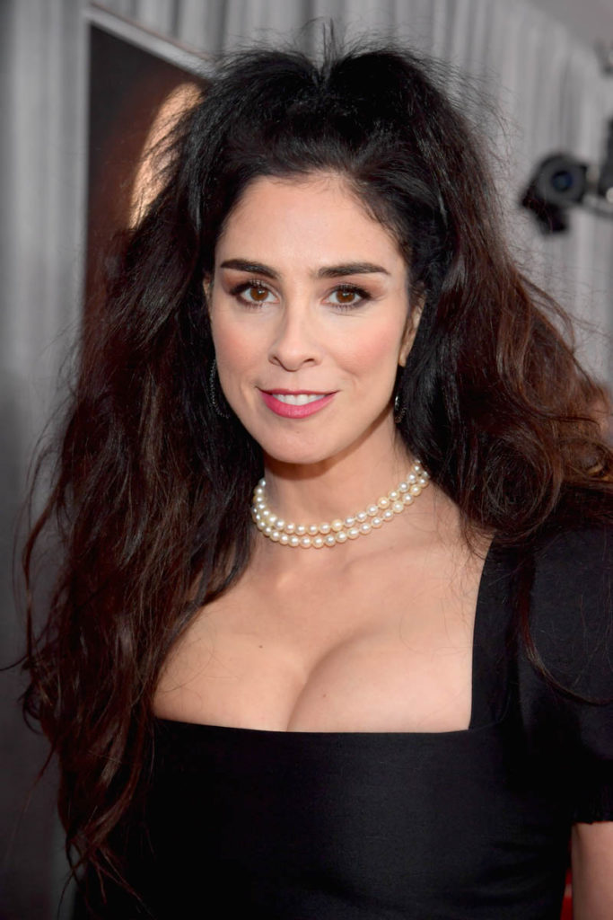 Sarah Silverman Topless Pictures