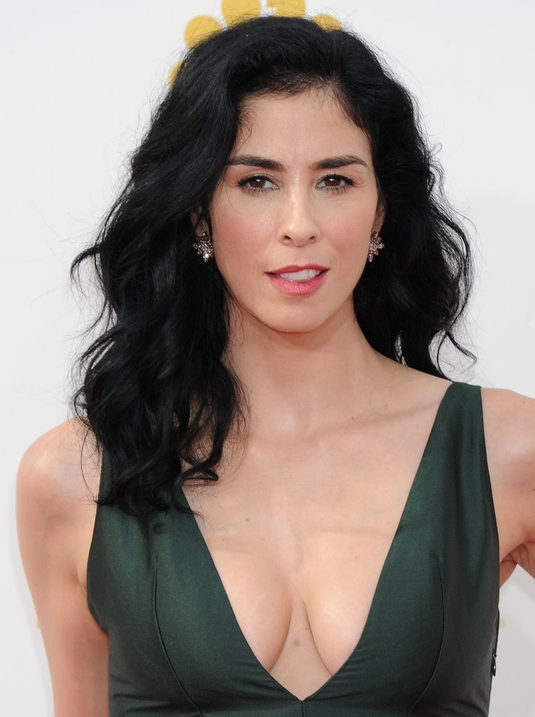 Sarah Silverman Yoga Pants Photos