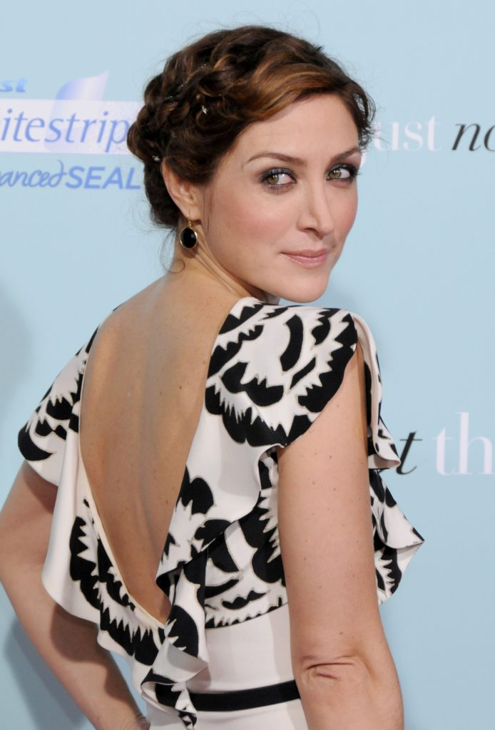Sasha Alexander Muscles Pictures