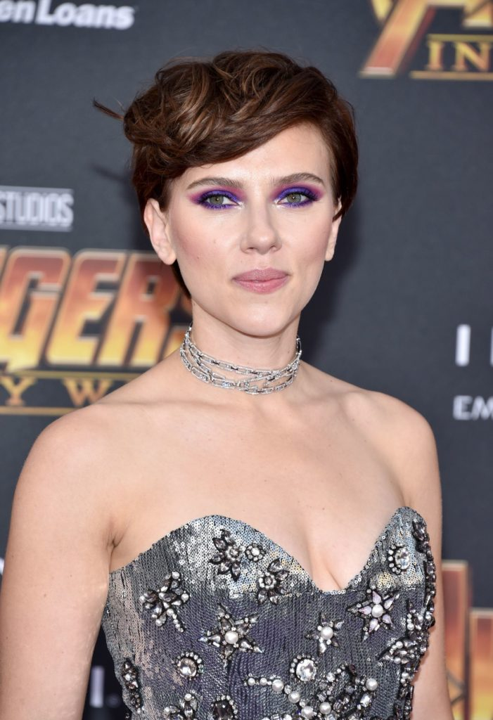 Scarlett Johansson Oops Moment Pictures