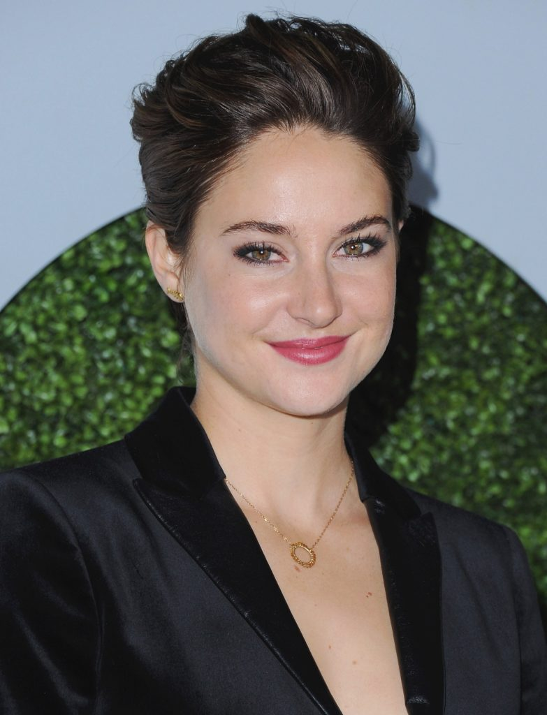 Shailene Woodley Topless Pictures