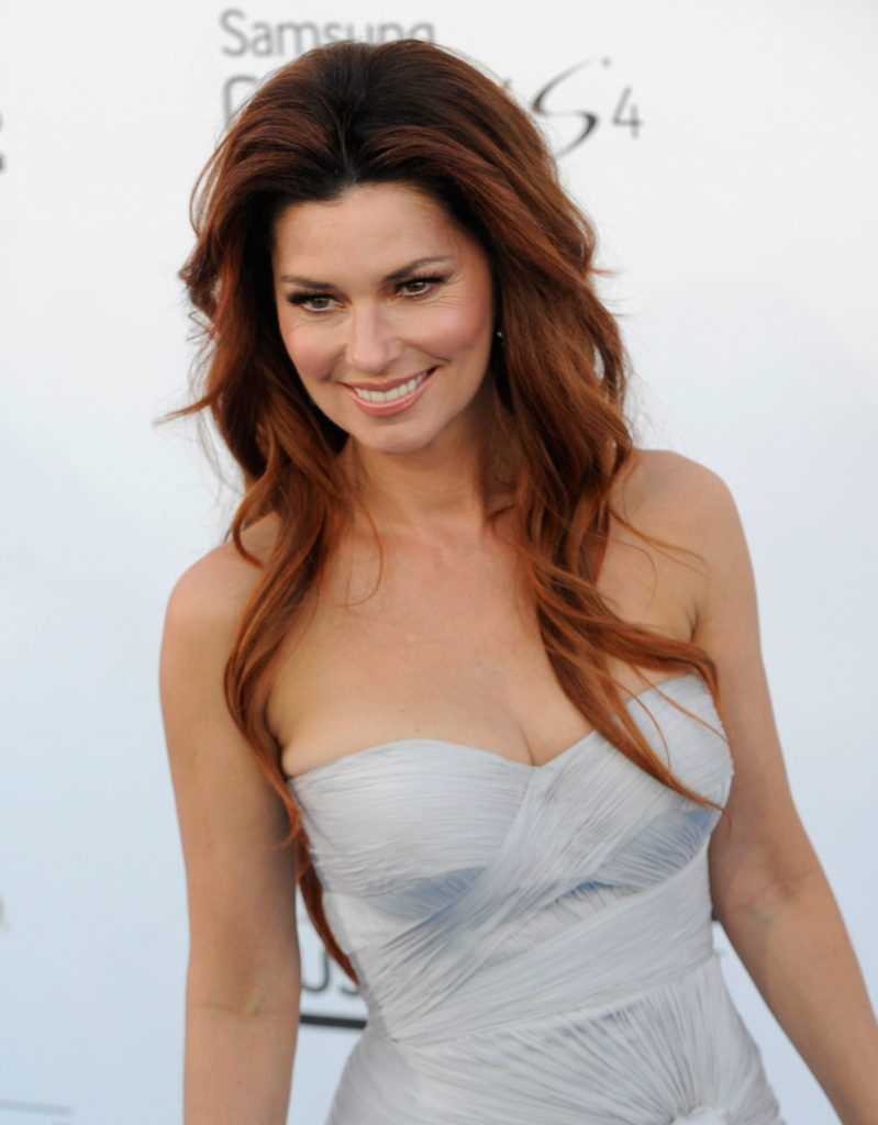 Shania Twain Muscles Images