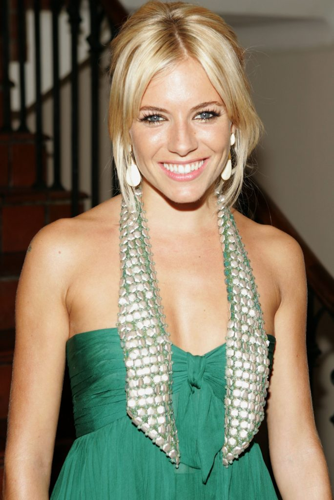 Sienna Miller Workout Pictures