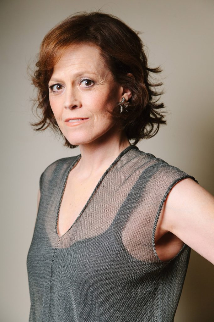 Sigourney Weaver Cleavage Images
