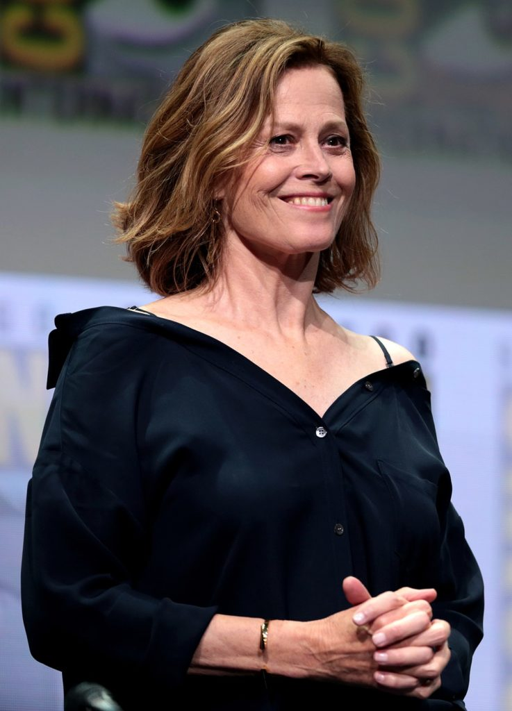 Sigourney Weaver Oops Moment Pictures