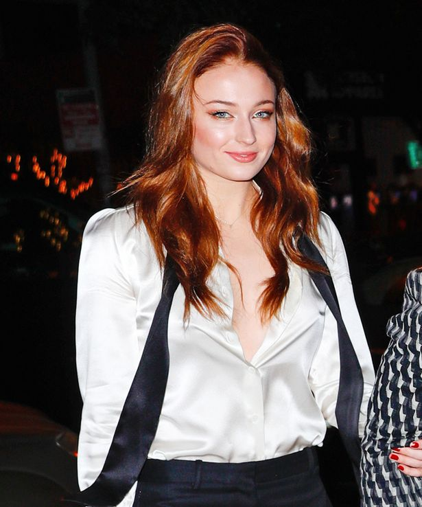 Sophie Turner Body Pictures