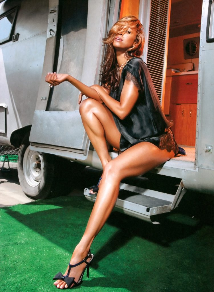 Stacey Dash Legs Photos