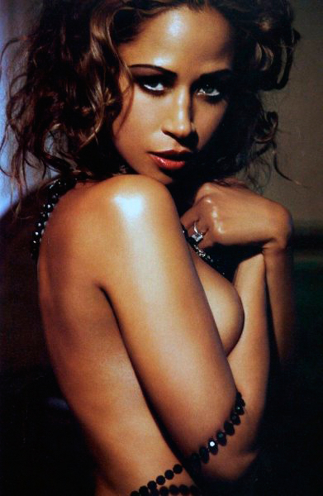 Stacey Dash Topless Images