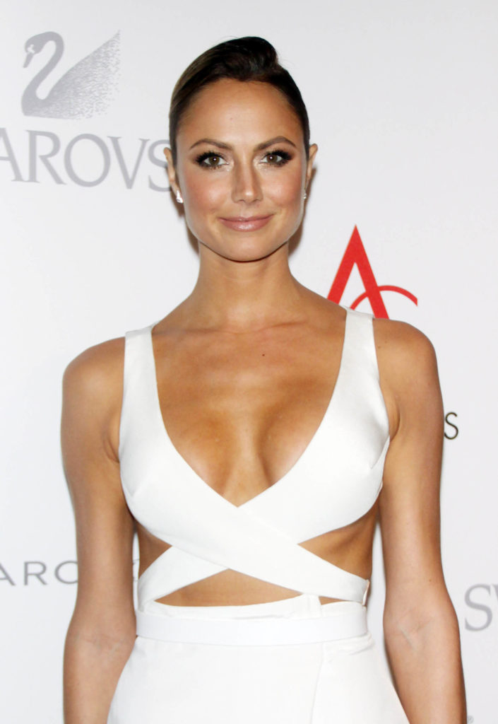 Stacy Keibler Workout Wallpapers
