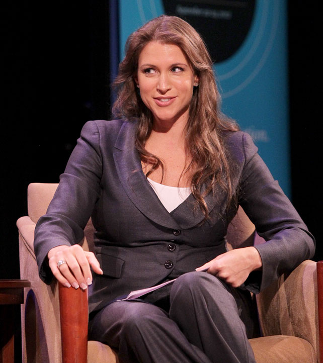 Stephanie McMahon Jeans Photos