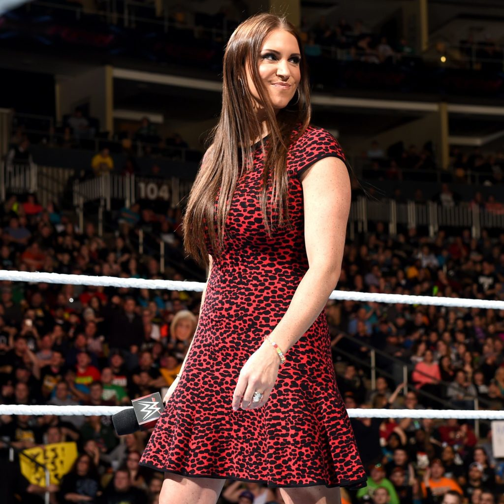Stephanie McMahon Thighs Wallpapers