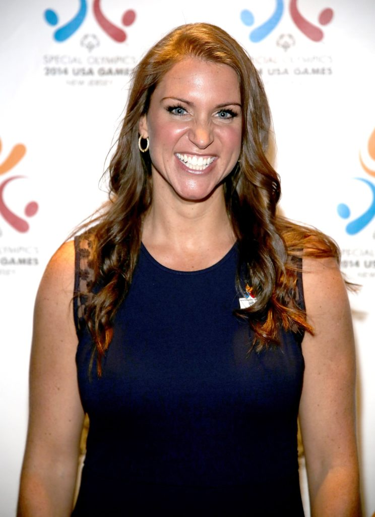 Stephanie McMahon Without Makeup Images