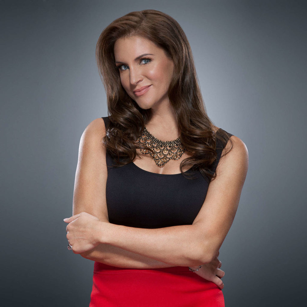 Stephanie McMahon Workout Photos