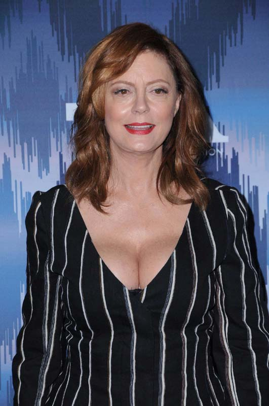 Susan Sarandon Working Out Pictures
