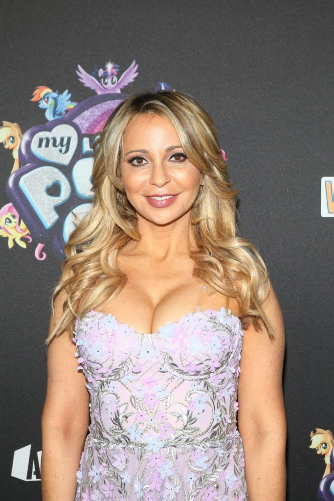 Tara Strong Braless Pictures